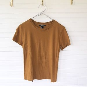 Forever 21 women's M tee bundle w/ another tee $0